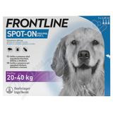 Frontline Spot On Dog 20-40kg pipeta 3x2. 68ml
