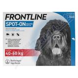Frontline Spot On Dog 40-60kg pipeta 3x4. 02ml