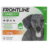 Frontline Combo Spot on Dog 2-10kg pipeta 3x0. 67ml