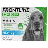 Frontline Combo Spot on Dog 10-20kg pipet. 3x1. 34ml