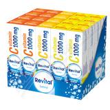 Revital Vitamin C 1000mg 3příchutě eff. tbl. 20x20