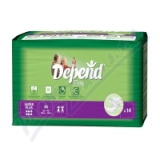 Depend Flex Super Plus inkont. kalh. vel. M 14ks