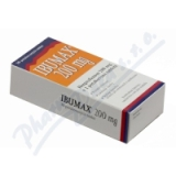 Ibumax 200mg por. tbl. flm. 30x200mg