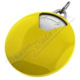 Dávkovač léků OBZOR typ 05 kapesní bílá-žlutá