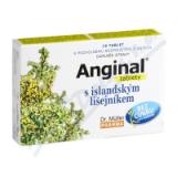 Anginal s island. lišejníkem tbl. 16 Dr. Müller