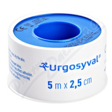 URGO SYVAL Textilní náplast bílá 5mx2. 5cm
