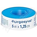 URGO SYVAL Textilní náplast bílá 5mx1. 25cm