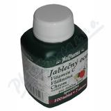 MedPharma Jablečný ocet+vlák. +vit. C+chrom tbl. 107