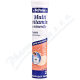 MedPharma Multivit. s minerály+Lutein tbl. eff. 20
