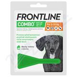 Frontline Combo Spot on Dog S pipeta 1x0. 67ml