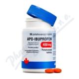 Apo-Ibuprofen 400mg tbl. flm. 30x400mg