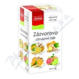 Apotheke Zázvorovo citrusové čaje 4v1 20x2g