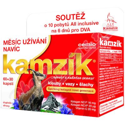Cemio Kamzík cps.60+30 Léto 2020 ČR-SK